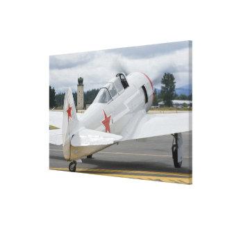 Washington, Olympia, airshow militaire. 3 Impression Sur Toile