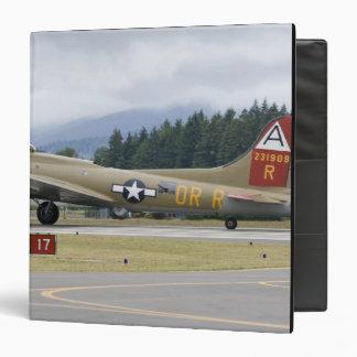 Washington, Olympia, military airshow. 3 Vinyl Binders