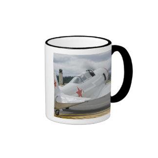 Washington, Olympia, military airshow. 6 Ringer Coffee Mug