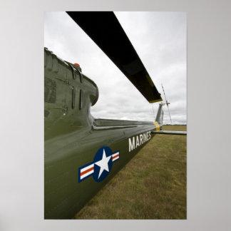 Washington, Olympia, military airshow. Poster