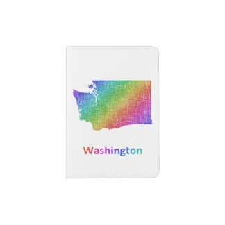 Washington Passport Holder