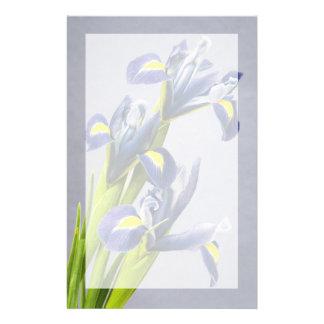Washington, Redmond, iris pourpres Papier À Lettre