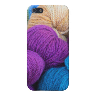 Washington, Seabeck. Balls of colorful yarn Case For iPhone 5/5S
