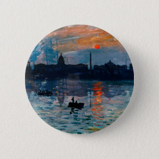 Washington Skyline1 2 Inch Round Button