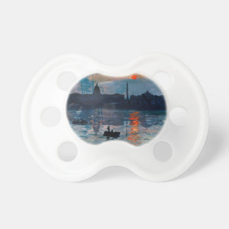 Washington Skyline1 Pacifier