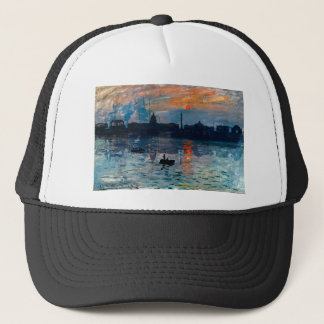 Washington Skyline1 Trucker Hat