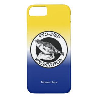 Washington Sno-Bird iPhone 7 Case