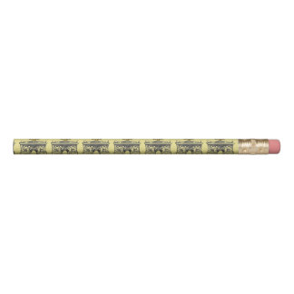 Washington Square Hanukkah Menorah NYC Holiday Pencil