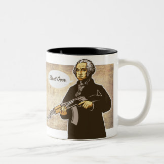 "Washington ""Start Over"" Mugs"