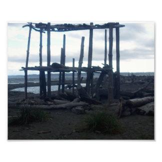 washington state beach photograph