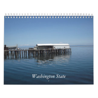 Washington State Calendar