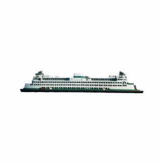 Washington State Ferry Photo Sculpture Magnet