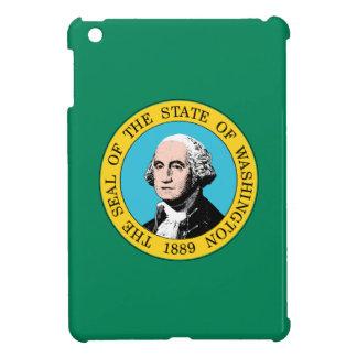 Washington State Flag iPad Mini Cases