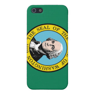 Washington state flag  iPhone 5/5S cover
