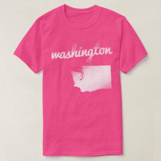 Washington State in white T-Shirt