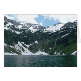 Washington state Rainy Lake Card