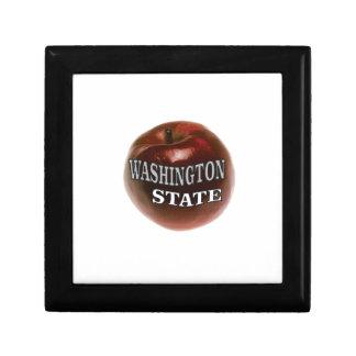 Washington state red apple gift box