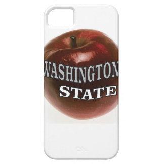 Washington state red apple iPhone 5 case