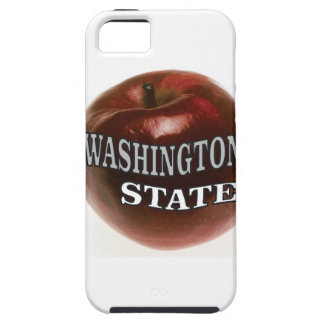 Washington state red apple iPhone 5 cases