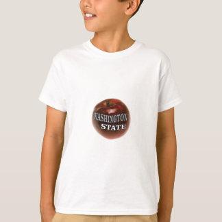 Washington state red apple T-Shirt