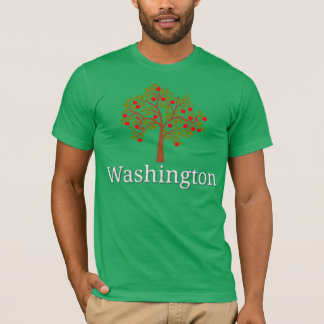 WASHINGTON T-shirt from the J.X.G U.S.A.collection