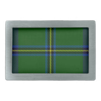 Washington-tartan Belt Buckles