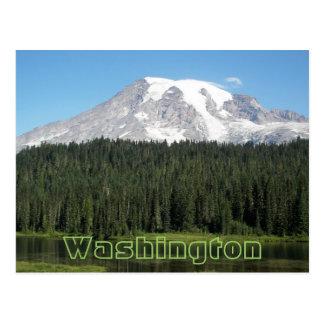 Washington Travel Postcard
