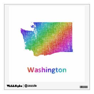 Washington Wall Sticker