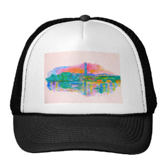 Washington Wave Trucker Hat