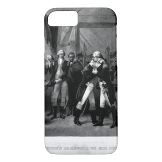 Washington's Farewell to His Officers_War Image iPhone 7 Case