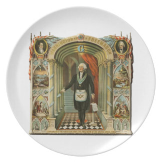 washinton plate