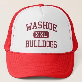Washoe - Bulldogs - High School - Reno Nevada Trucker Hat