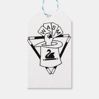 WASM Merchandise Pack Of Gift Tags