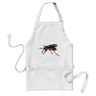 Wasp Drawing Standard Apron