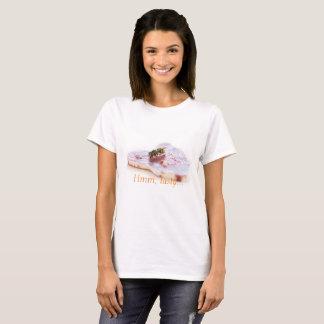 Wasp eating a sausage T-Shirt