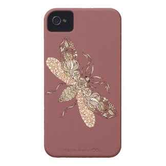 Wasp iPhone 4 Case-Mate Case