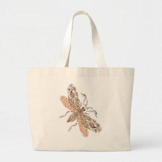 Wasp Large Tote Bag