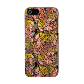 wasp nest - head shape design incipio feather® shine iPhone 5 case