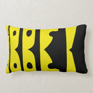 Wasp Pattern Pillow