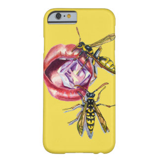 Wasps Barely There iPhone 6 Case