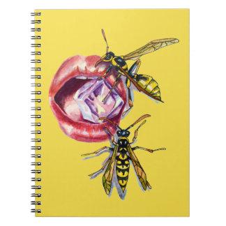 Wasps Notebooks