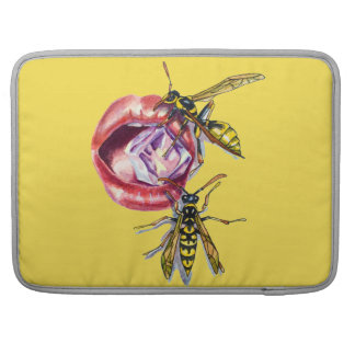 Wasps Sleeve For MacBook Pro