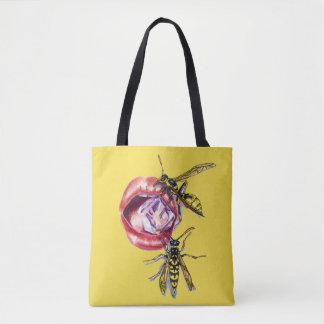 Wasps Tote Bag
