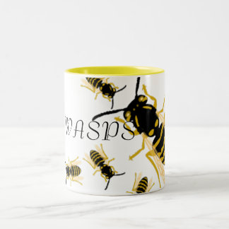 WASPS Two-Tone COFFEE MUG