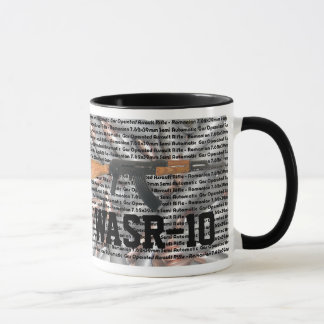 WASR-10 7.62x39mm Coffee Mug