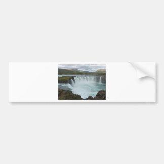 Wasserfal Bumper Sticker