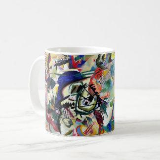 WASSILY KADINSKY - Composition VII 1913 Coffee Mug