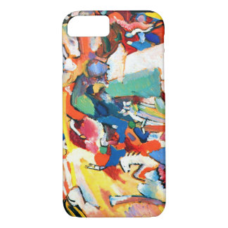 Wassily Kandinsky Angel of the Last Judgement iPhone 7 Case