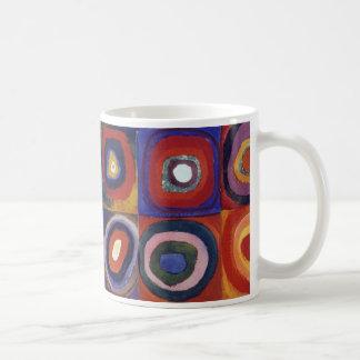 Wassily Kandinsky, Blue Rider Coffee Mug