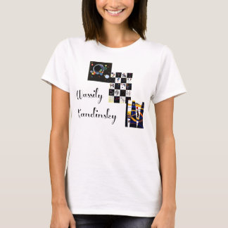 Wassily Kandinsky Collage II T-Shirt